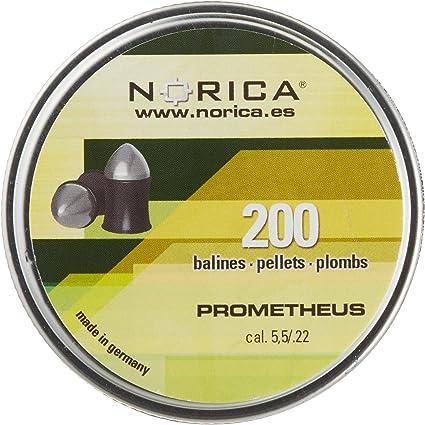 Norica Prometheus Pellets  .22 Cal  200 per tin