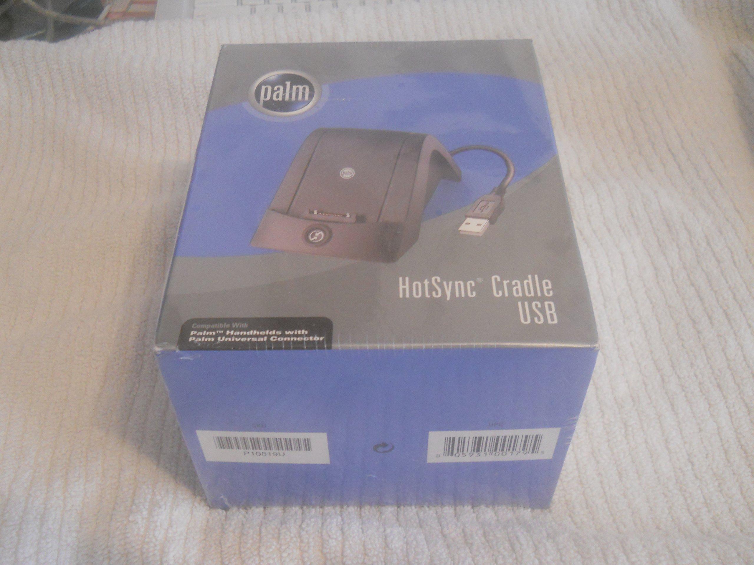 PalmOne HotSync Cradle USB (m125, m130, i705, Tungsten (Except E), m500 Series)
