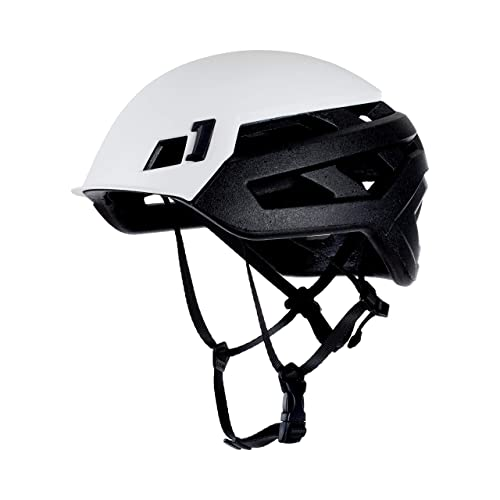 Mammut - Wall Rider Ultra Lightweight Climbing Helmet, White, 52-57cm