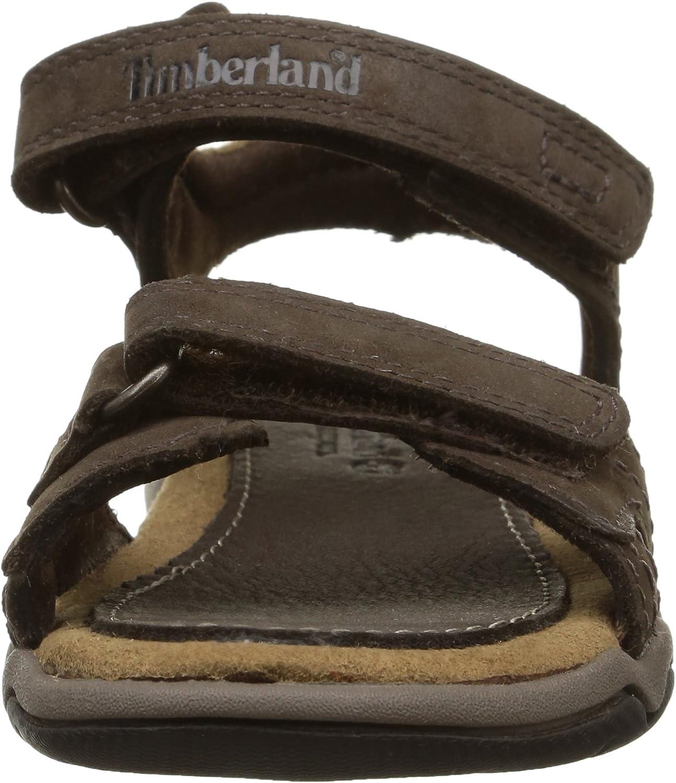 Timberland Oak Bluffs Leather 2strap Sandali Unisex Bambini