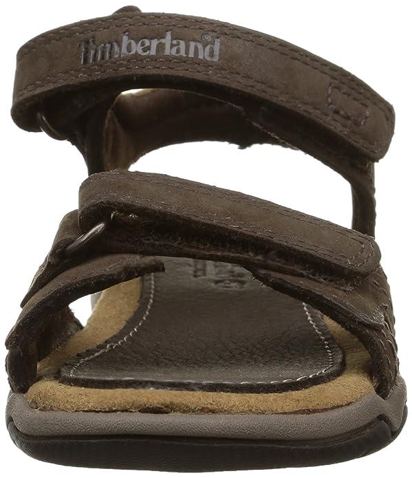 TimberlandActive Casual Sandal_Oak Bluffs Leather 2Strap - Sandali a Punta Aperta Unisex Venta Barata Con Mastercard La Salida De Moda Salida Ofertas V2o9G