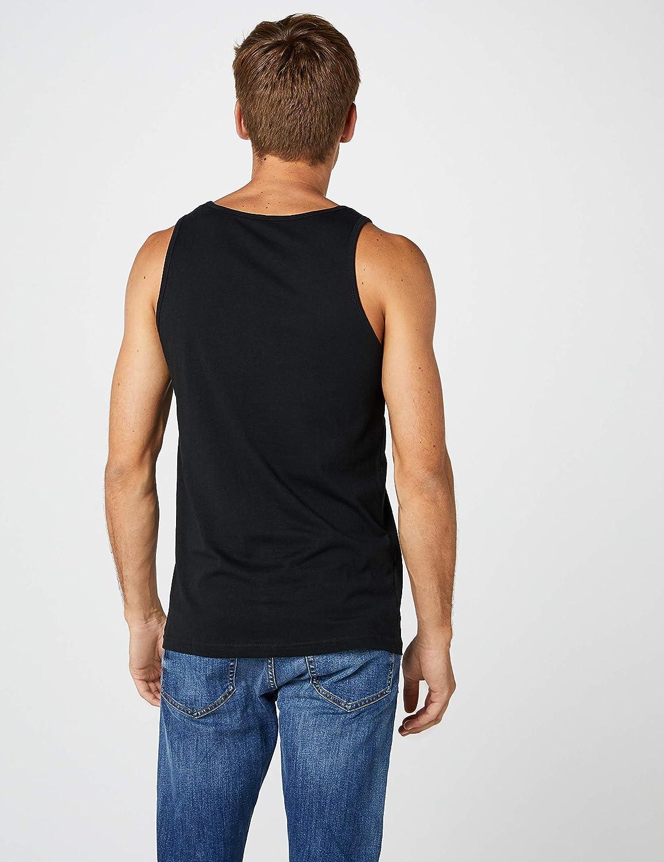 1523f8f8b531b Amazon.com  Jack Daniel s Adult Male Old No.7 Brand Logo Tank Top ...