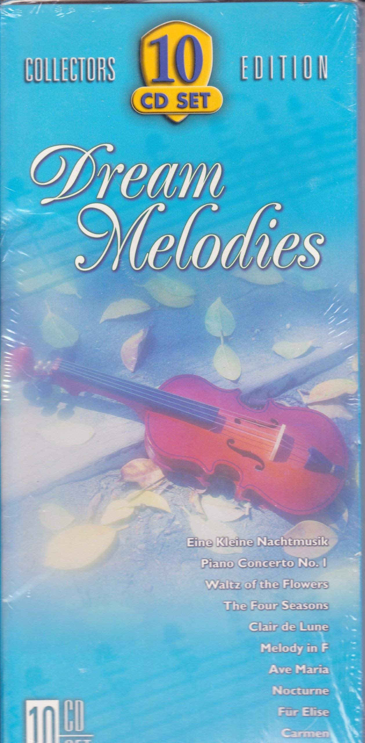 Dream Melodies: CD Folder