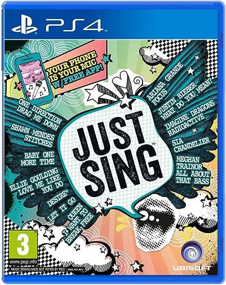 Just Sing: Amazon.es: Videojuegos