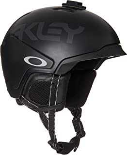 0a7454603c7 Amazon.com  Oakley Mod 5 Women s Ski Snowboarding Helmet - Polished ...