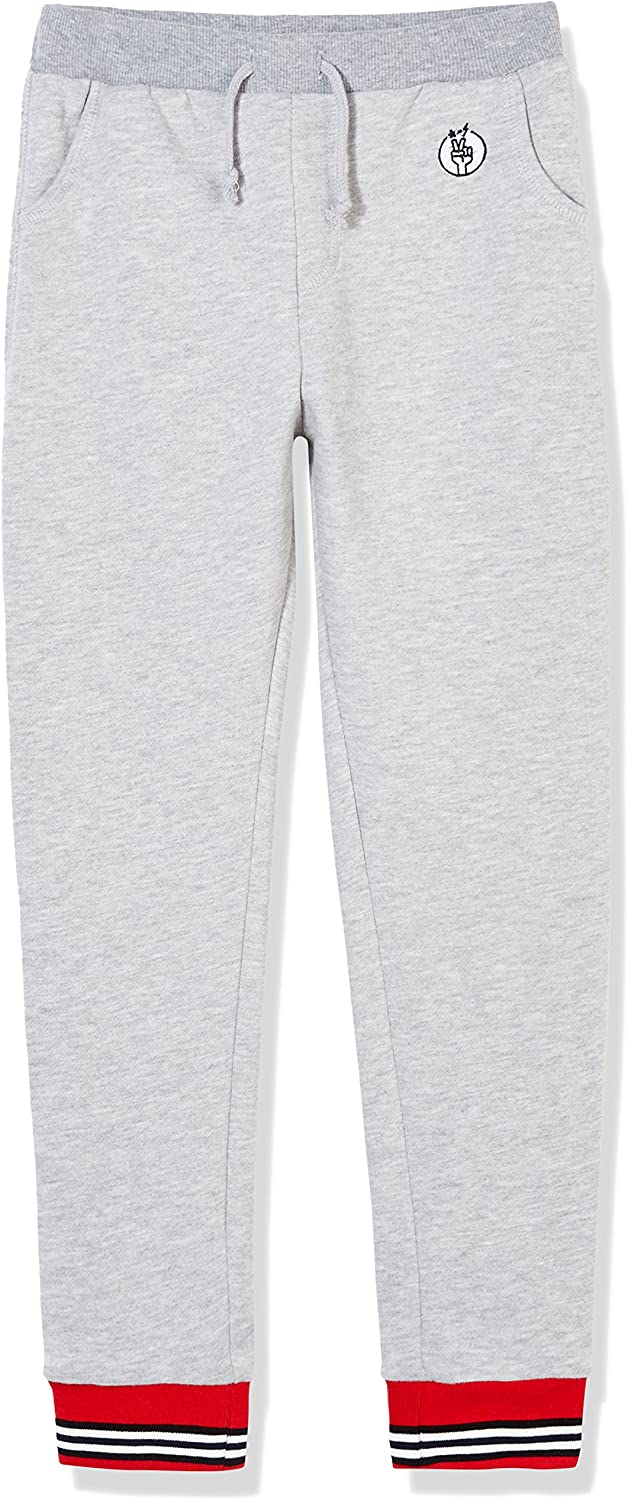 Kid Nation Kids Fleece Jogger with Drawstring for Boys Girls