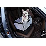 Amazon Basics Portable Small Pet Carrier and Car Seat