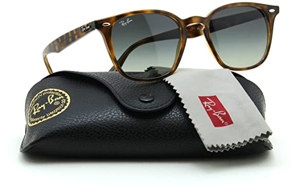 c6f3e26466 Image Unavailable. Image not available for. Color  Ray-Ban RB4258 Unisex  Gradient Sunglasses ...