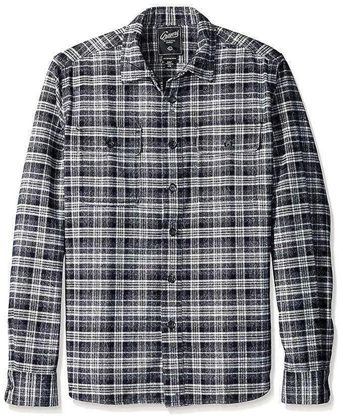 Grayers Mens Heritage Flannels Long Sleeve