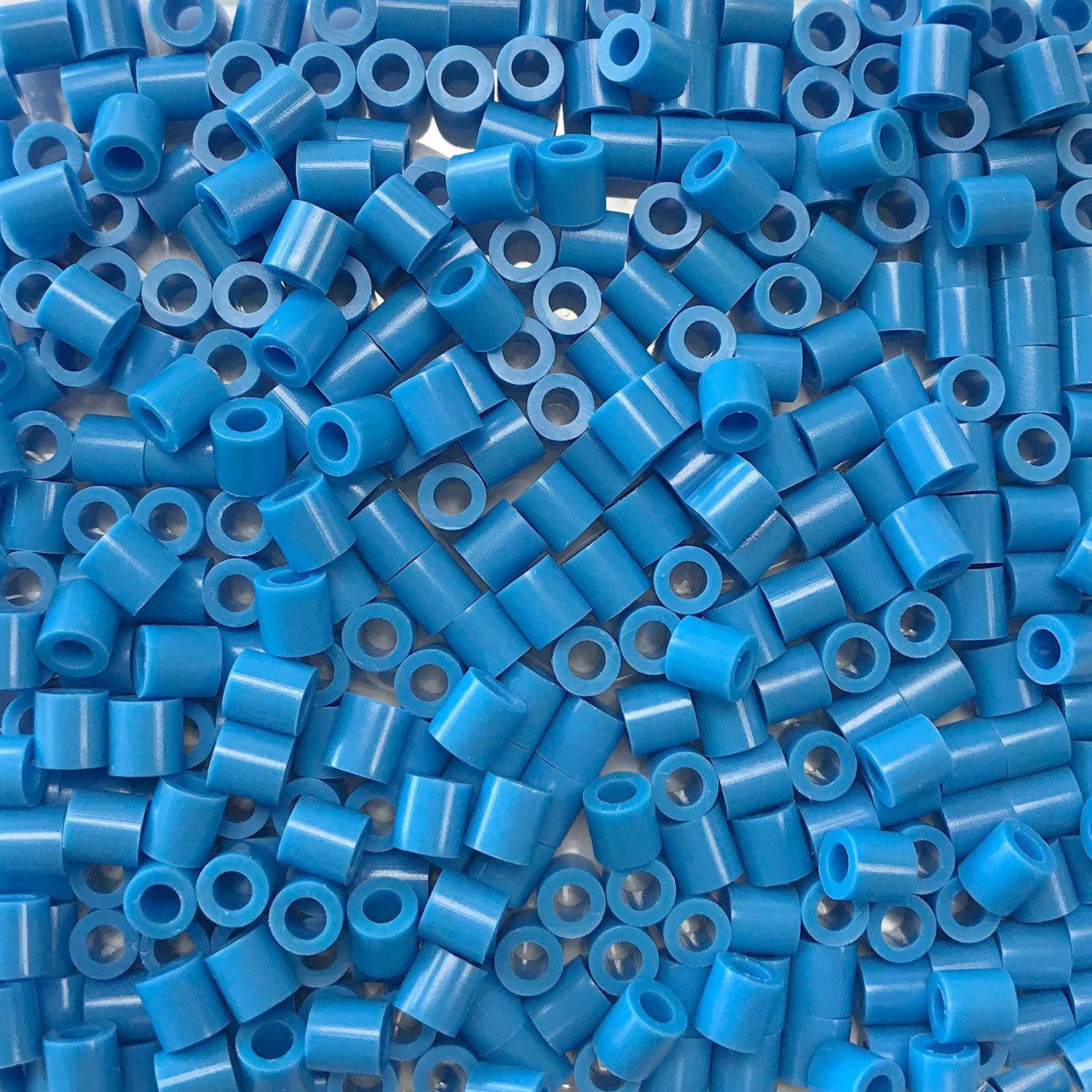 Light Blue Perler PER8011101 Fuse Bead Bag for Arts and Crafts 6000pc