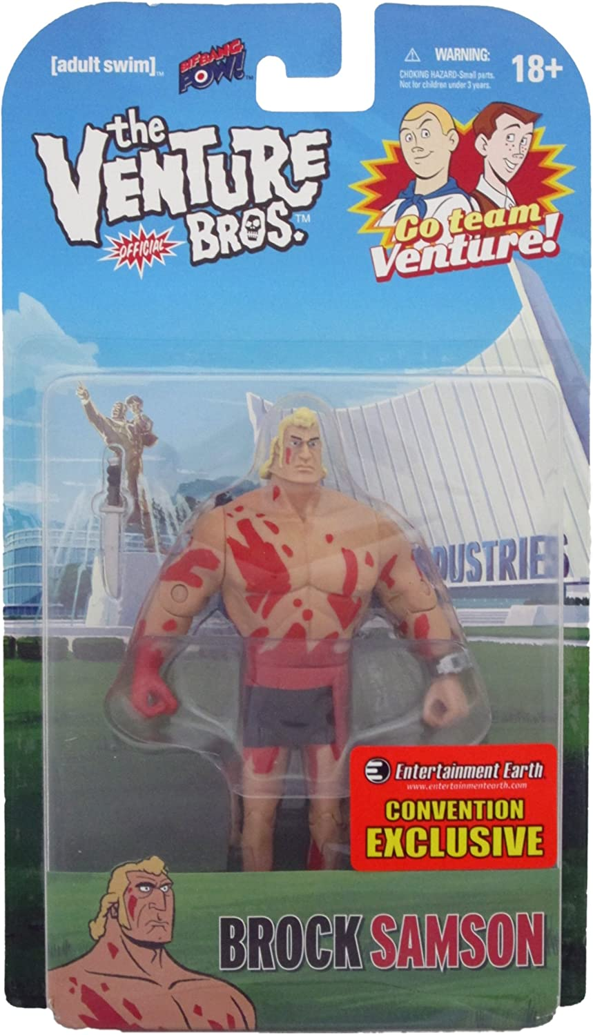 Venture Bros Phantom Limb 3 3//4-Inch Action Figure New