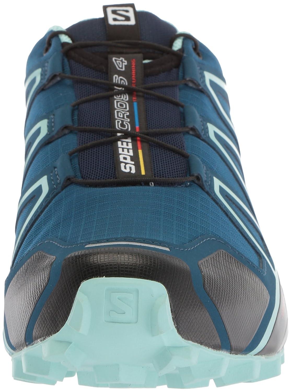 ea7b19c620a ... Salomon W Women s Speedcross 4 Wide W Salomon Trail Running Shoe  B073K153SM 9.5 W US