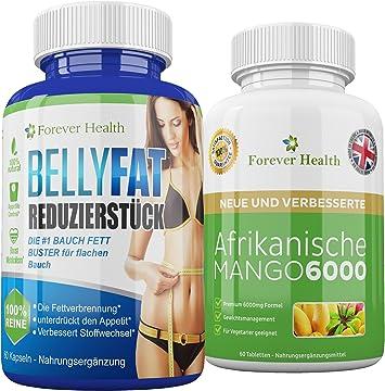 Ergänzungsmittel, die nachweislich Bauchfett reduzieren