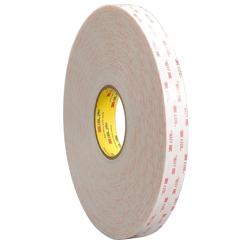 1 width x 5yd length 1 Roll 3M VHB Heavy Duty Mounting Tape 4952