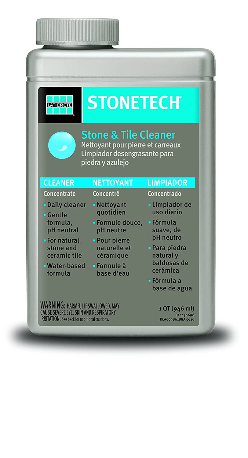StoneTech All-Purpose Daily Cleaner for Stone & Tile, 1-Quart (.946L) Granite City Tool APCC12-32