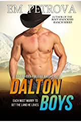 Dalton Boys Box Set Books 1-5 (The Dalton Boys) Kindle Edition