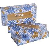 Kleenex Facial Tissue Box, 100 Sheets per Box , 2 Ply, 3 Box Combo, 60035 by Kimberly-Clark