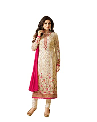 f54882240f Amazon.com: Indian/Pakistani Designer Salwar Kameez Wear for Woman Lt  Nitya: Clothing