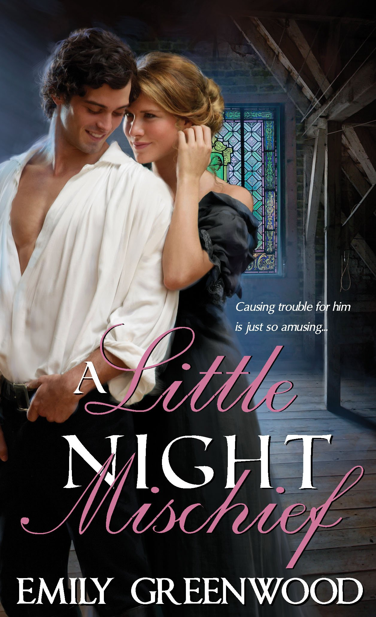 A Little Night Mischief (Regency Mischief)
