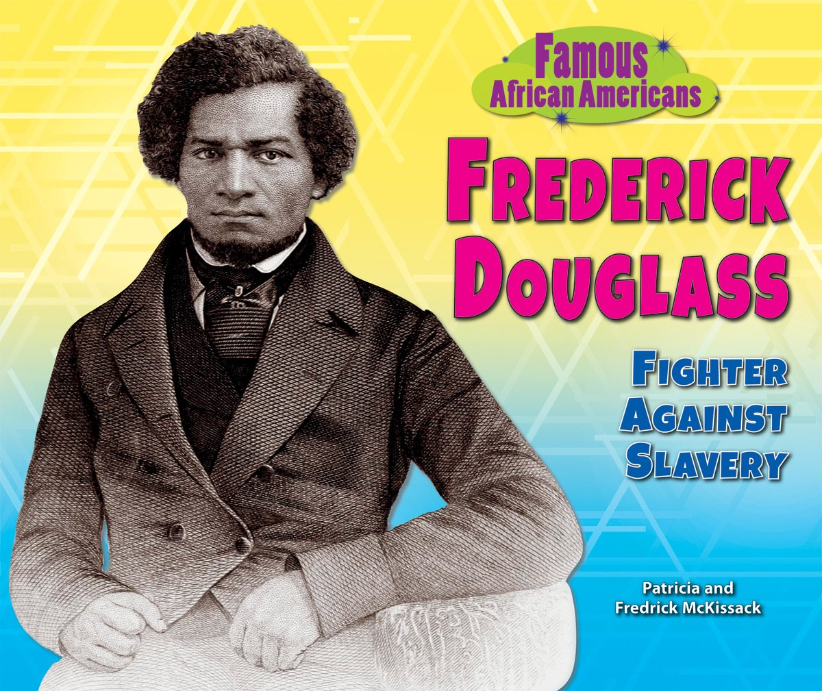 Download Frederick Douglass: Fighter Against Slavery (Famous African Americans) PDF