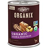 Castor & Pollux Organix Organic Canned Dog Food, 12 count 12.7 oz