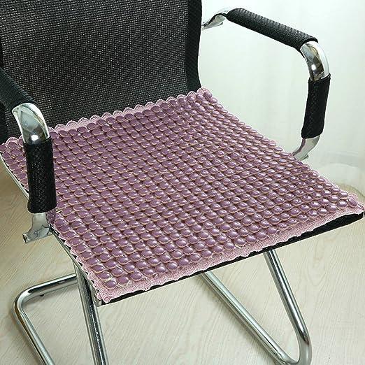 LELI Cojín silla transpirable,Cojines de silla de jardín ...