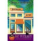 Hot Purr-suit (Glock Grannies Cozy Mystery Novella)