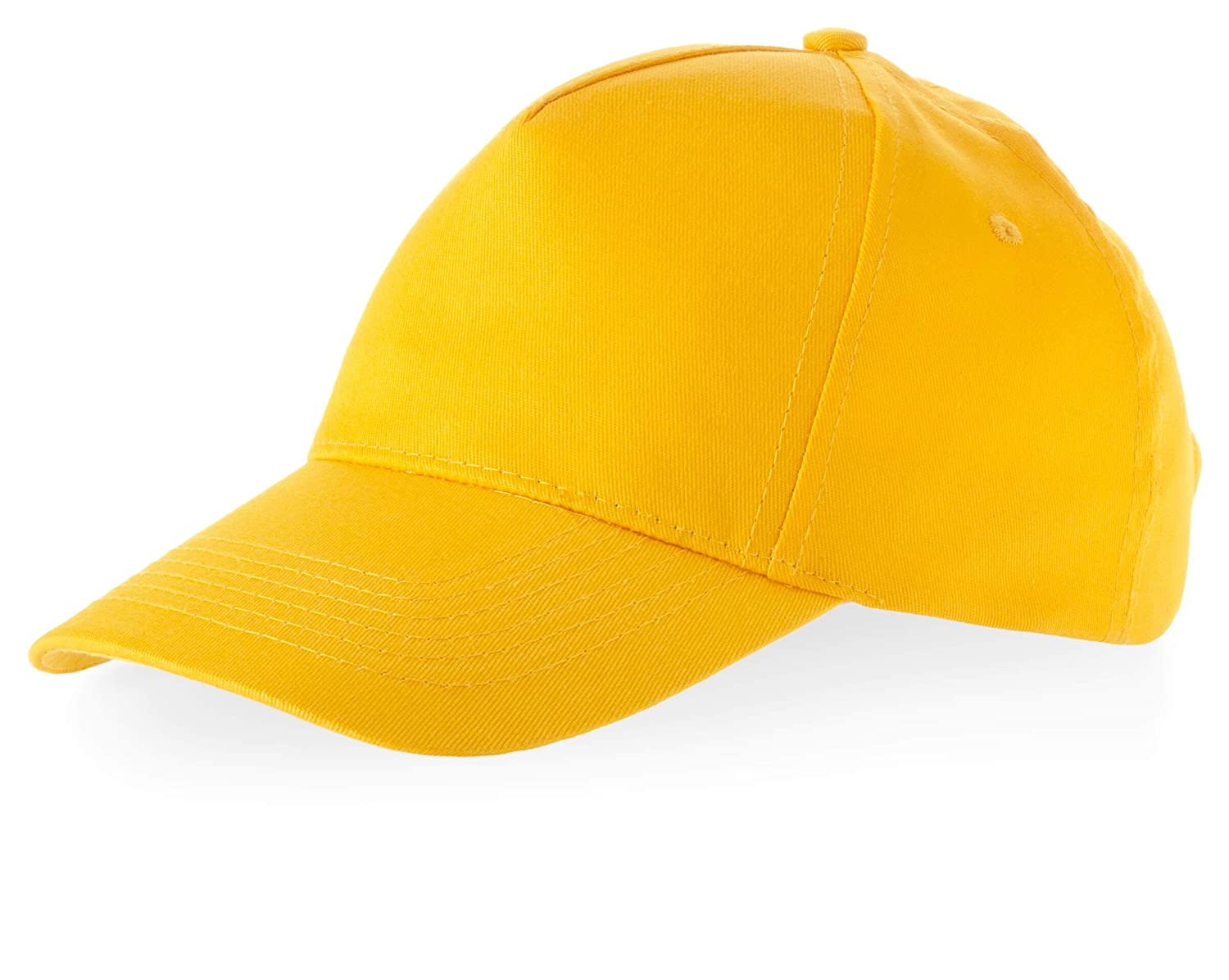 f1cc5ca0 10 x Baseball Caps - Adults or Childrens Sizes Euro Hats 12 Colours ...