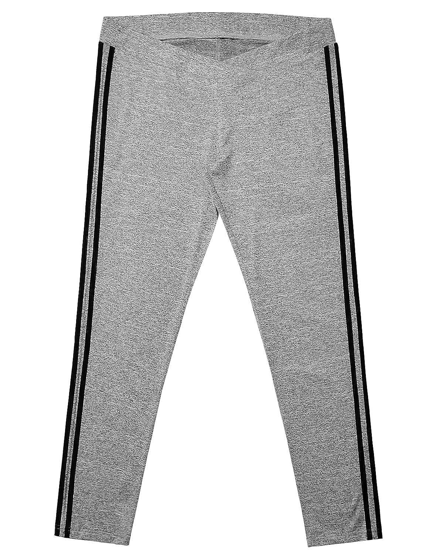 Bhome Womens Leggings Yoga Track Pants Running Workout Gym Sportswear Low Waist