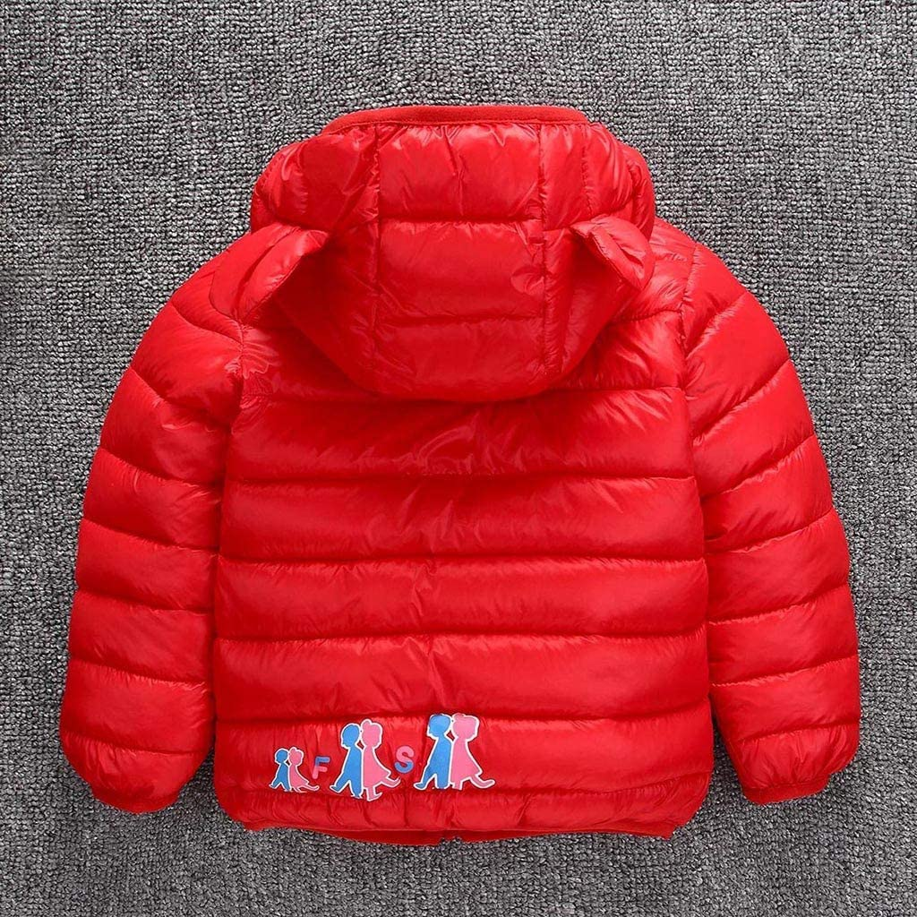 FRAUIT Piumini Bambina Piumino 100 Grammi Bambino Giubbotto Bimba Invernale Parka Bambine Inverno Cappotto Giubbotti Invernali Giacca Bimbo Invernale Leggero