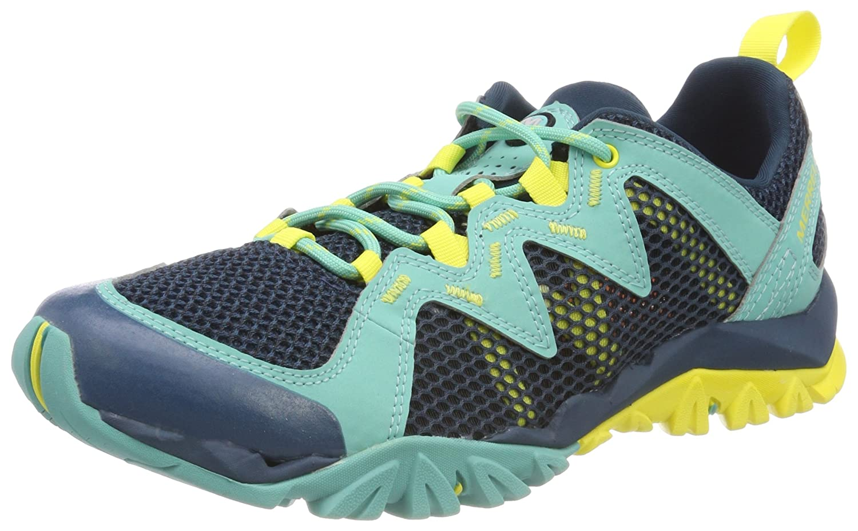Merrell Damen Tetrex Rapid Crest Aqua Schuhe