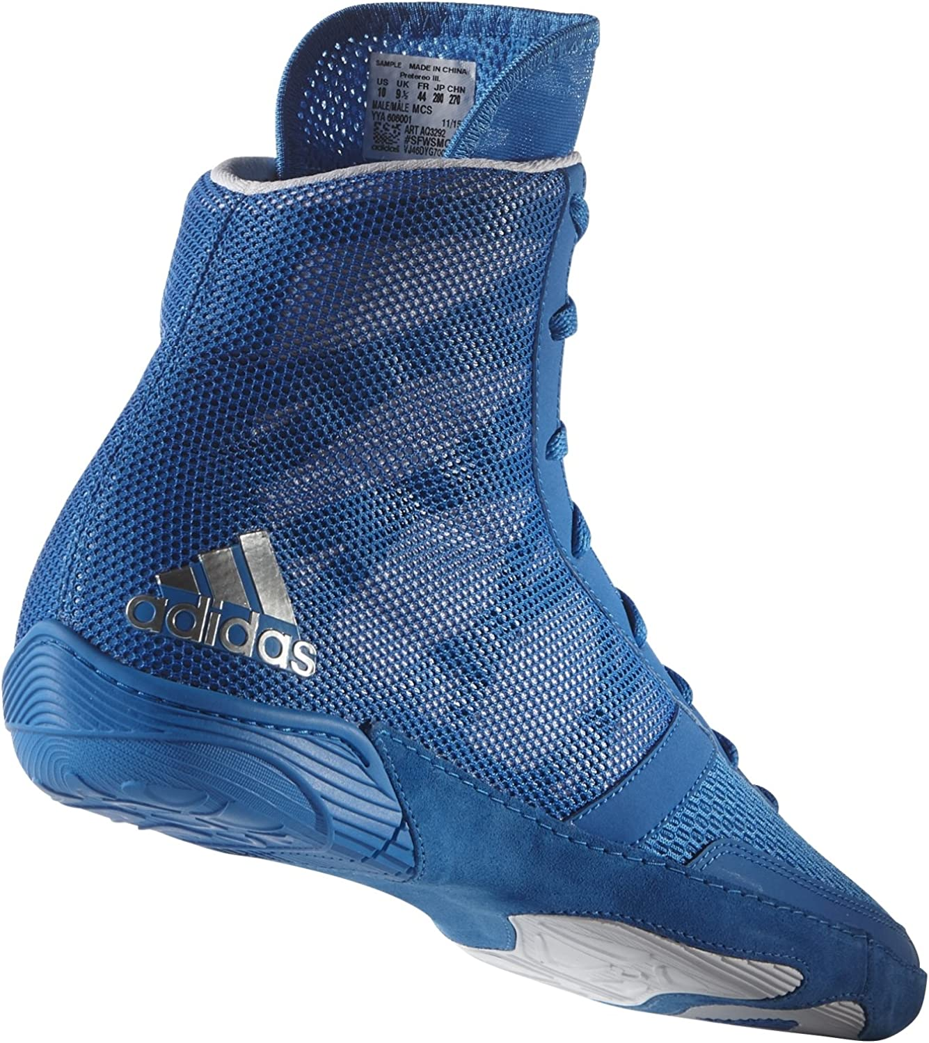 adidas Mens Pretereo III Wrestling Shoes