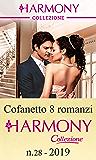 Cofanetto 8 romanzi Harmony Collezione - 28: Il prezzo del milionario | L'inganno dello sceicco | Le conseguenze della vendetta | Un ruolo da Oscar | All'altare ... ricordo di una notte (Cofanetto Collezione)
