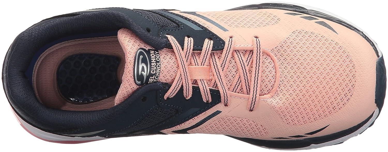 Dr. Scholl's Shoes Women's Blitz Fashion Sneaker B06Y1HFN2M 8.5 B(M) US|Navy/Pink