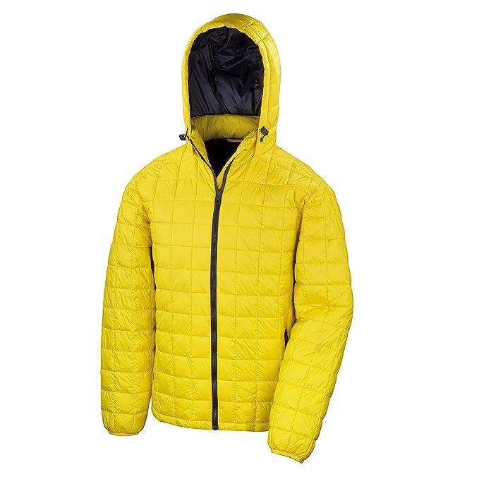 Result Mens Urban Outdoor Blizzard Jacket (XL) (Black/Phantom Grey):  Amazon.in: Clothing & Accessories