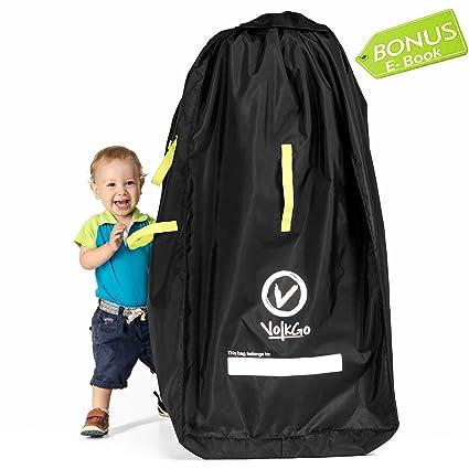 Review VolkGo Durable Stroller Bag