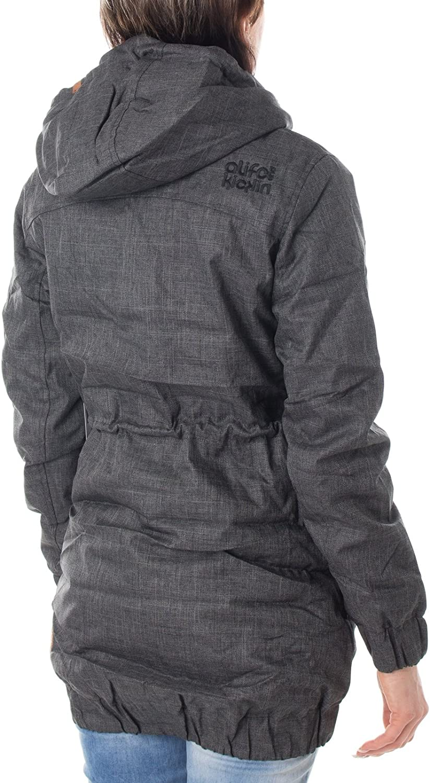 Alife and Kickin Damen Jacke Charlotte B Coat graphite