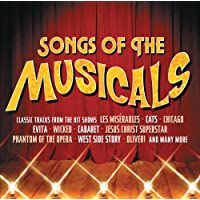 Songs Of The Musicals (Set)