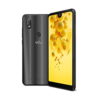 Wiko W _ C860 6 Inch View 2 Pro Smartphone 64GB: Amazon co