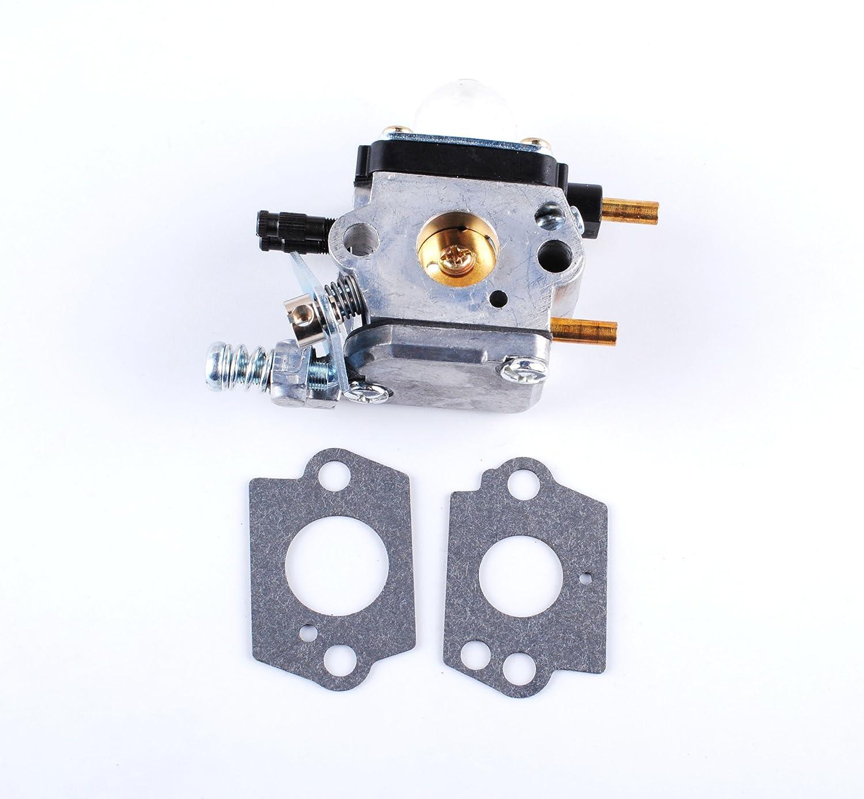 Amazon.com: Podoy C1U-K82 Carburetor for Zama Mantis Tiller Parts C1U-K54A  7222 7225 SV-5C/2 Engine with Air Filter Repower Kit: Garden & Outdoor