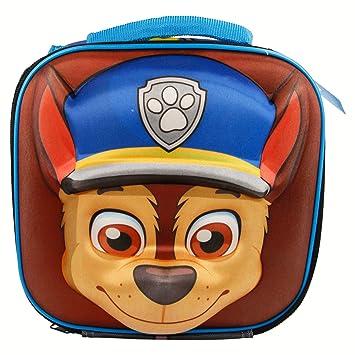 Amazon.com: Paw Patrol The Canine Patrol – Bolsa aislante 3D ...