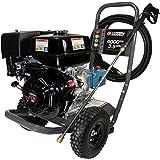 Campbell Hausfeld Pressure Washer,4000 PSI 3.5GPMTriplex Pump GX390 Honda (PW4070)