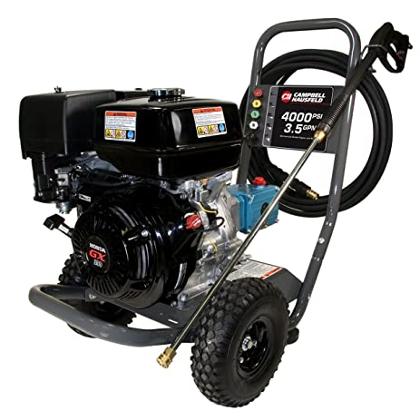 Amazon campbell hausfeld pressure washer 4000 psi 35gpm campbell hausfeld pressure washer 4000 psi 35gpm triplex pump gx390 honda pw4070 sciox Choice Image