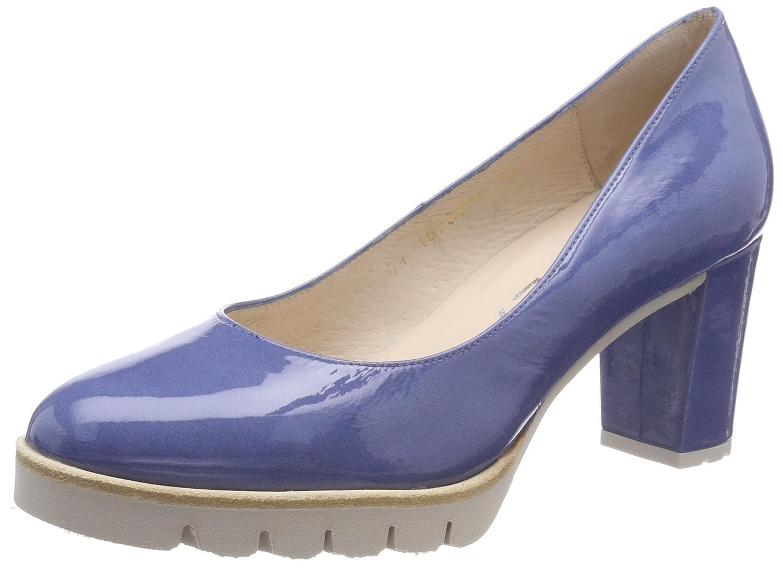 Gadea 40977, Zapatos de Tacón con Punta Cerrada para Mujer 41 EU Azul (Flexy Jeans Jeans)