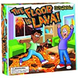2020 The Floor Is Lava Game- Floor Is Lava Board Game Fun Interactive Game,Volcano Children's Rotating Cards Fun Interactive