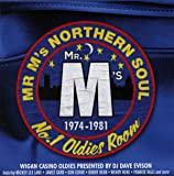 Mr. M's Wigan Casino Northern Soul Oldies Room: 1974-1981