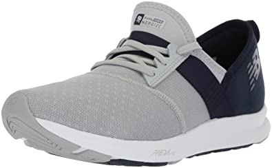 Womens FuelCore Nergize v1 FuelCore Training Shoe, Light Grey, 12 D US New Balance