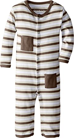 Lovedbaby Baby Boys Long-Sleeve Overall