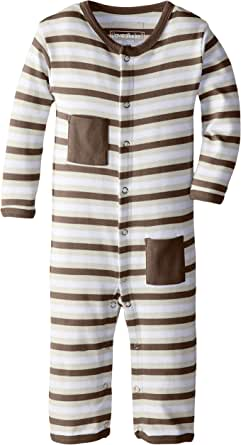 L'ovedbaby Unisex-Baby Newborn Organic Long-Sleeve Overall