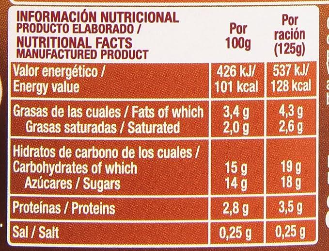 Gourmet - Preparado para hacer Flan - 800 g: Amazon.es: Alimentación y bebidas